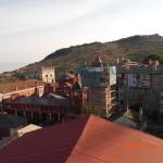 2015 Húsvétja az áthoszi Vatopedi monostorban