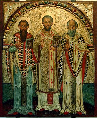 Három Szent Főpap