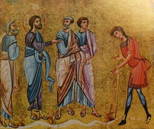 Jézus és a gazdag ifjú