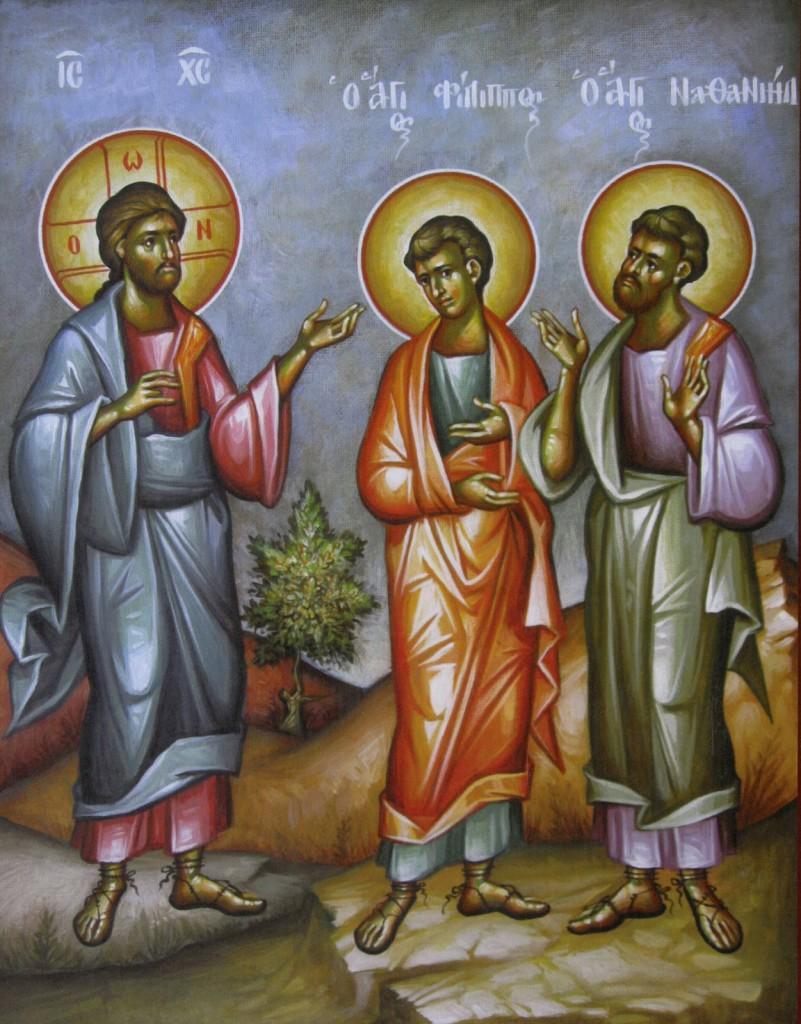 Fülöp.Jézushoz.vezeti.Natanaelt
