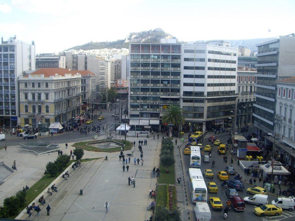 Omónia tér