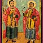 Szent Kozma és Damján