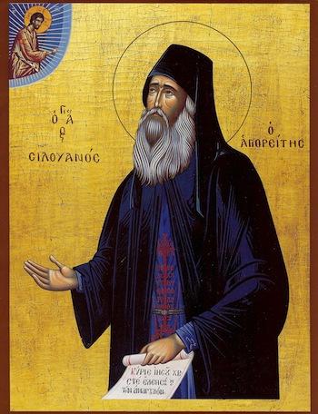 Áthoszi Szt Sziluán