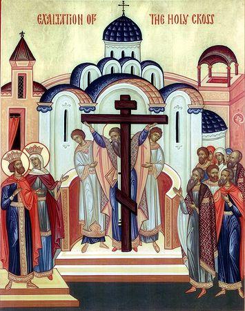 Szent Kereszt Felmagasztalása