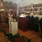 Karácsony másodnapi szent liturgia és szeretetvendégség Szegeden