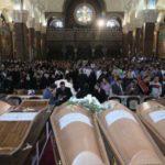 Virágvasárnap Egyiptomban. Keresztény újvértanúk emlékére