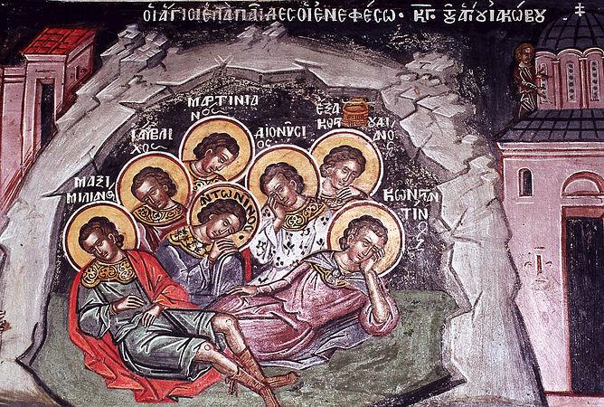 A Hét Szent Efezusi Alvó Ifjú