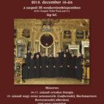 A Moszkvai Patriarkátus Kórusának fellépése Szegeden