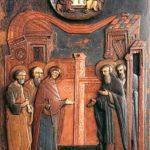 Szentek magasztalása a szegedi, 2019. július 21-i, jubileumi szent liturgia után