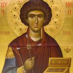 Himnusz és imádság Gyógyító Szent Panteleimon nagyvértanúhoz (július 27.)